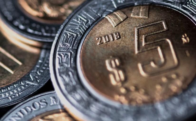 El peso como la segunda divisa emergente más usada en elmundo