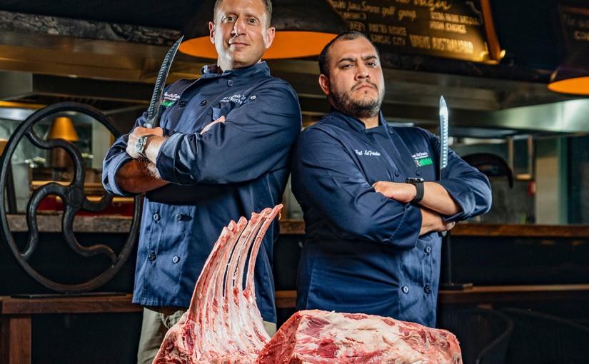 The Prime Meat Masters:  La revolución de lacarne