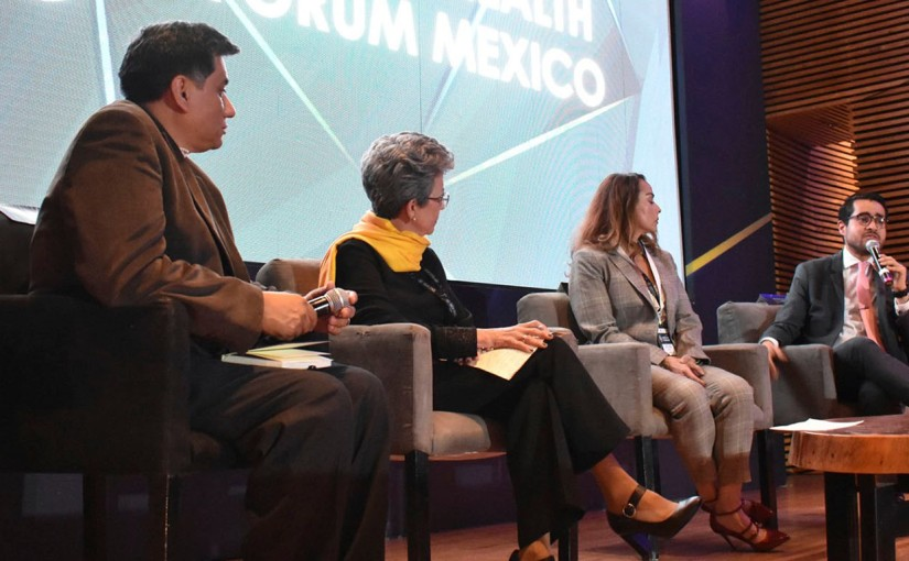 Esto sucedió en la 4° edición del Digital Health Forum México con enfoque en saluddigital