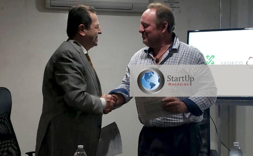 Convenio entre SEDECO y SUM en beneficio de Startups deCDMX