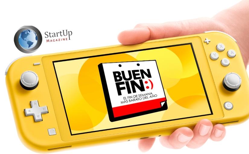 Nintendo Switch es el ganador del Buen Fin2019