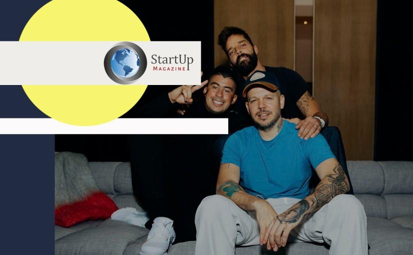 """Ricky Martin anunció el estreno del hasta ahora su mejor sencillo """"Cántalo"""""""