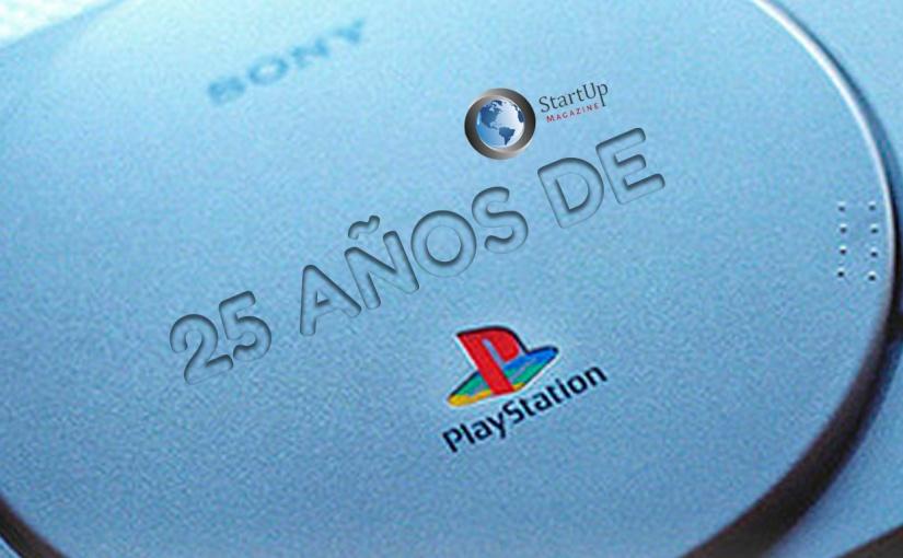 PlayStation cumple 25 años siendo líder indiscutible en el sector de losvideojuegos