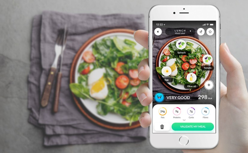 Foodvisor recauda $ 4.5 millones para rastrear lo que come usandoAI