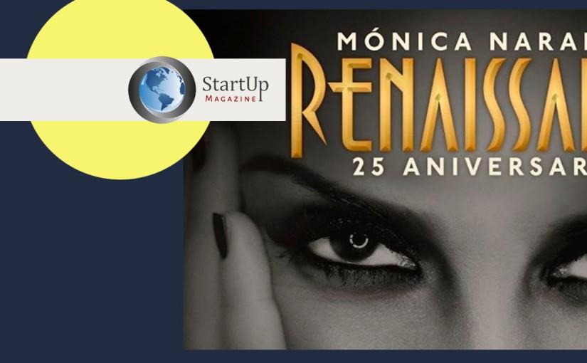 Mónica Naranjo arrasó con el Tour Renaissance enMéxico