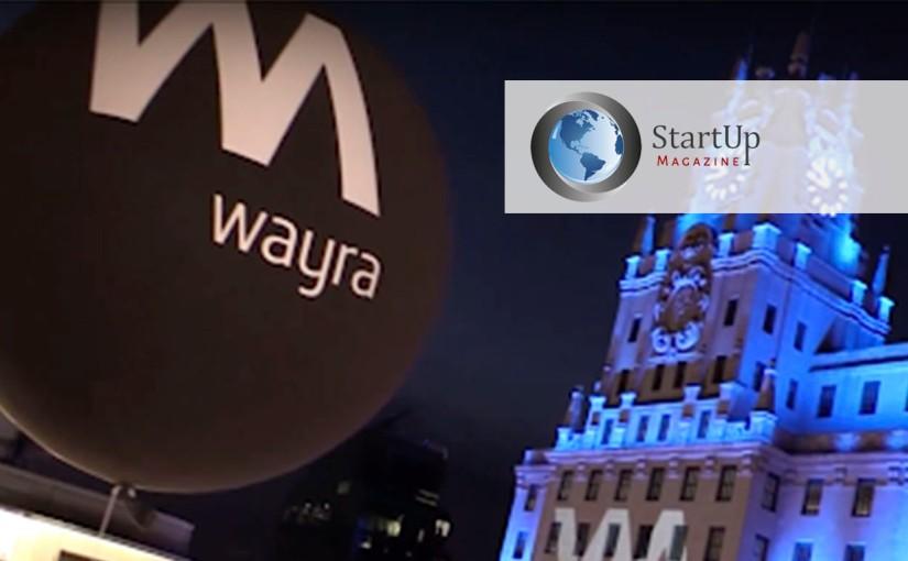 Wayra y Telefónica buscan inyectar inversión en startups tecnológicasmaduras