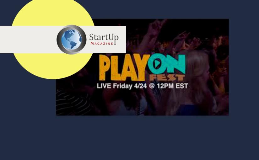 ¡La música no está cancelada!: Warner Music y el primer festival de música virtual PlayOnFest