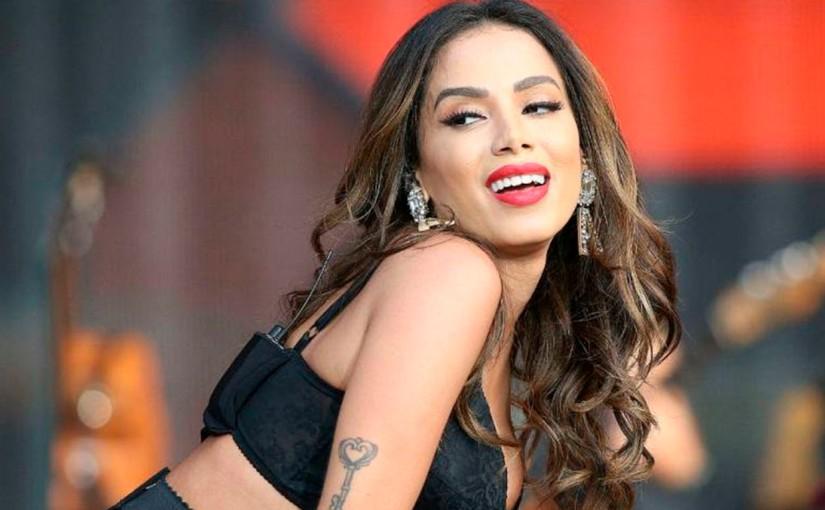 """Anitta y su lanzamiento canción """"Tócame""""  junto a Arcangel y De LaGhetto"""
