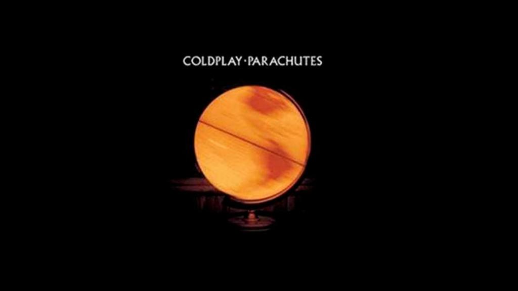 Parachutes-Coldplay