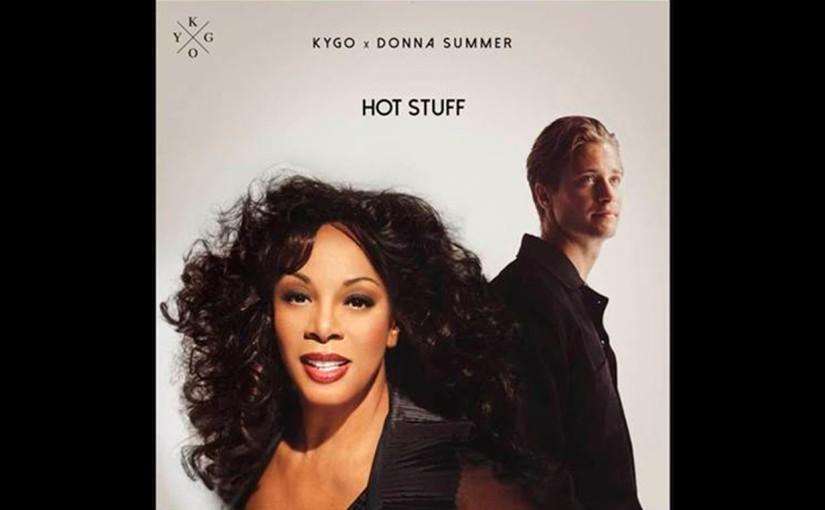 "Kygo reveló ""Hot Stuff"" al lado de DonnaSummer"