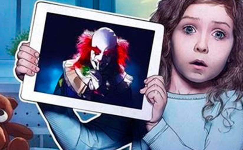 """El """"Goofy Humano"""" en Redes Sociales: Los niños en Internet correnpeligro"""