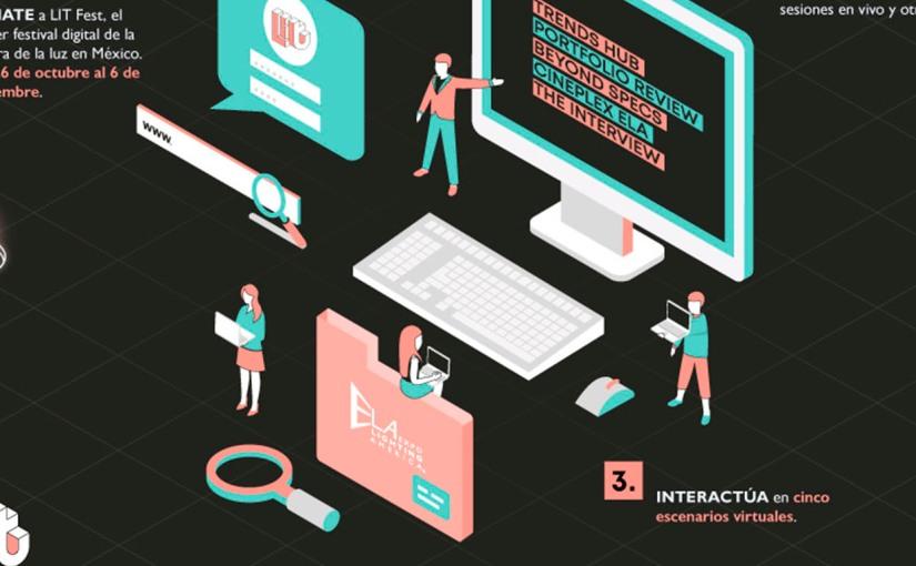 LIT Fest: Primer festival digital de cultura de laluz