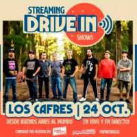 Los Cafres en vivo desde Buenos Aires