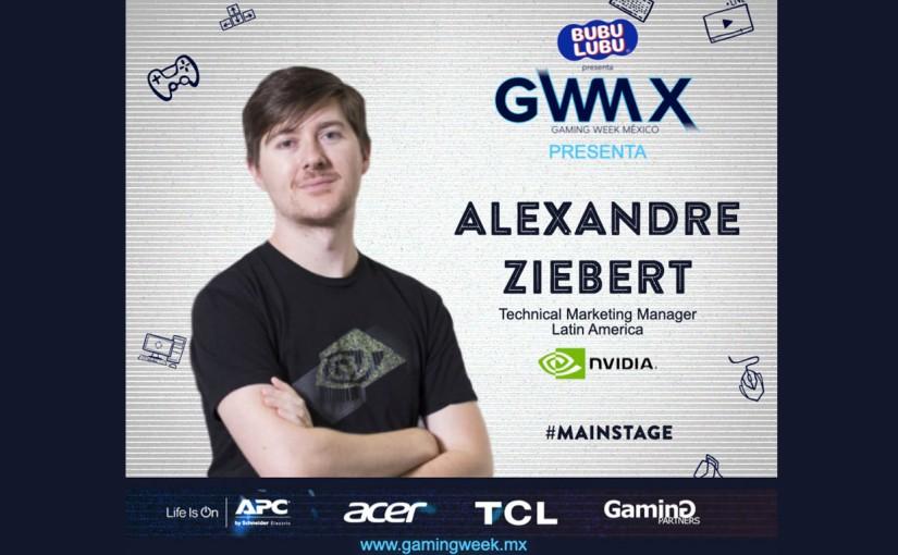 Gamers: NVIDIA presente en Gaming WeekMéxico