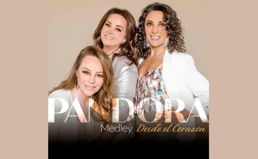 """Pandora celebró 35 años contigo con el video """"Medley Desde elCorazón"""""""