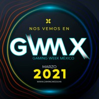 Gaming Week México se llevó a cabo como el primer evento virtual de videojuegos de América Latina
