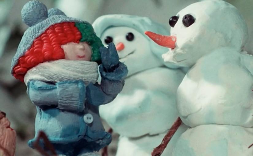 """SIA lanzó un video musical de navidad llamado""""Snowman"""""""