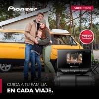 Pioneer y la nueva Dash Cam, innovación, seguridad y tecnología en un solo lugar
