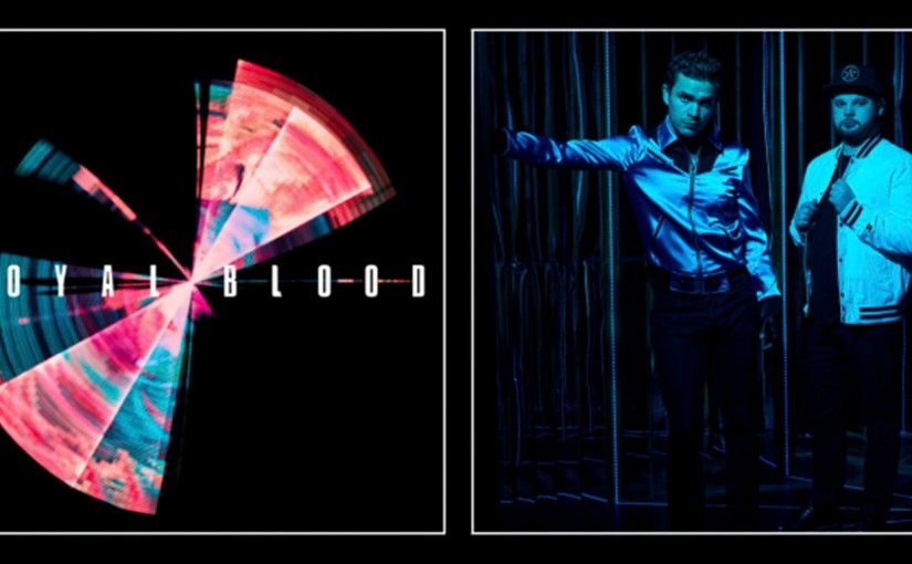 Royal Blood estrenará 'Typhoons' el nuevo álbum el próximo 30 deabril