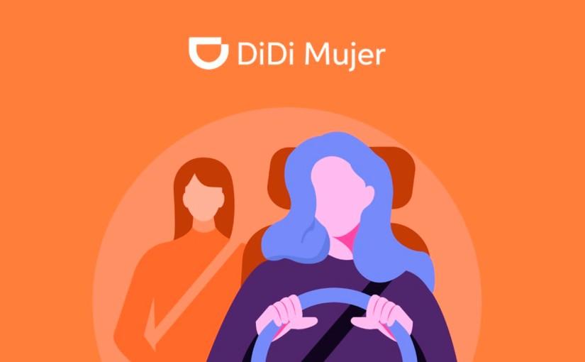 DiDi y su impulso a la inclusión de las mujeres en la economíadigital
