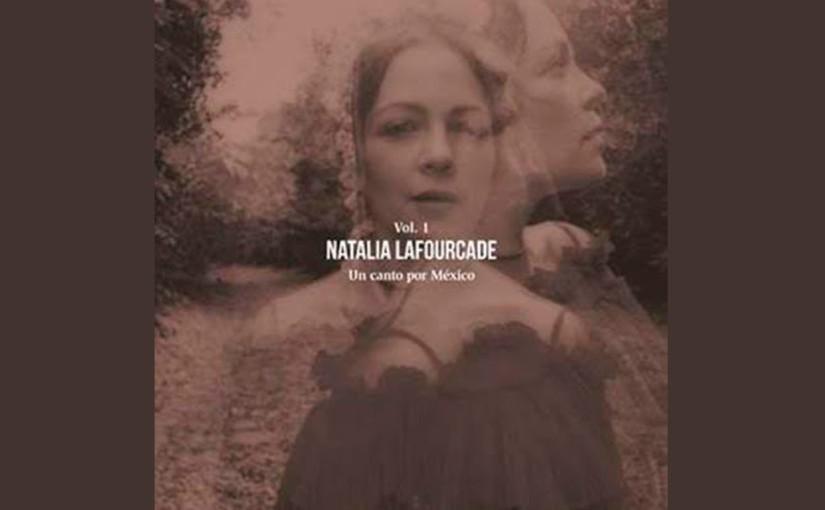 Natalia Lafourcde puso en alto el nombre de México al ganar el Grammy por Canto por México Vol.1