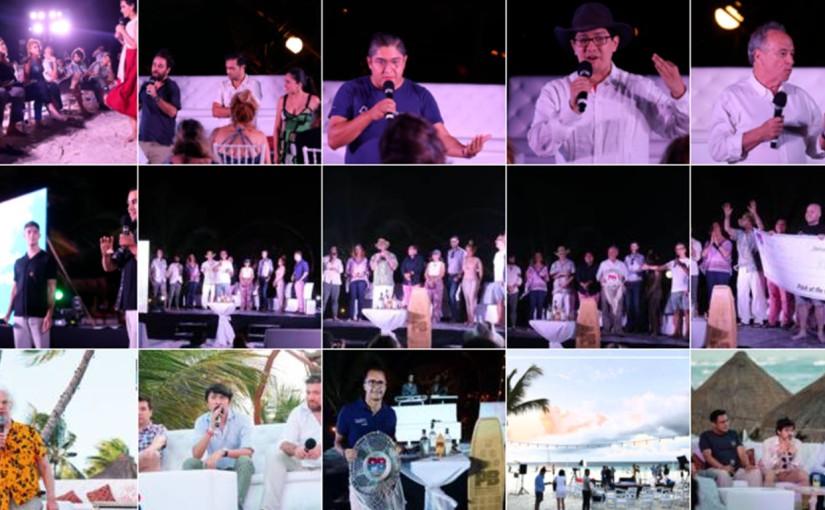 """""""Pitch at the Beach"""" para startups Isla Pasión en Cozumel en su terceraedición"""