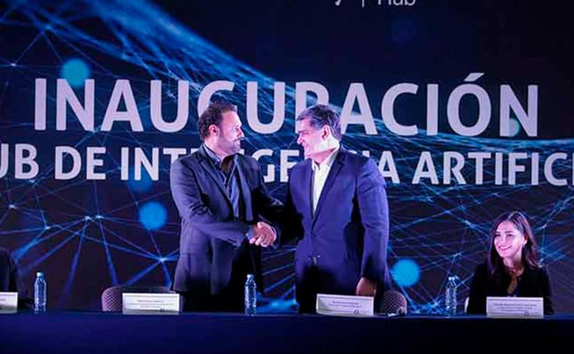 El primer Hub de Ciencia de Datos en México por el Tec deMonterrey